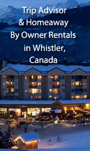 whistler by owner rentals